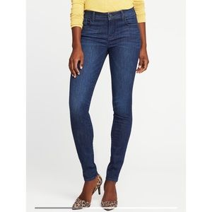Old Navy- Mid-Rise Built-In Sculpt Rockstar Jeans